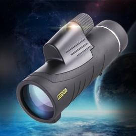 CEENDA 10X42 Monocular Telescope HD Optic Wide Angle Eyepiece Night Vision Lens