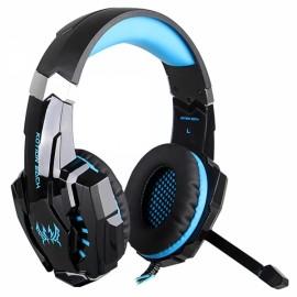 KOTION EACH G9000 3.5mm Stereo Gaming Headphone for PC Black & Blue