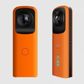 1400 mAh Hd Double Lens Handheld Whole Perspective 720