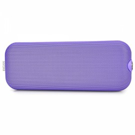 DS-1166 Wireless Bluetooth Hands-free Speaker with Microphone / TF Slot for iPhone / iPod Purple