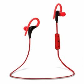 SM-B1 Sports Wireless Hands-free In-ear Bluetooth 4.0 Earphone Headphone Headset Red