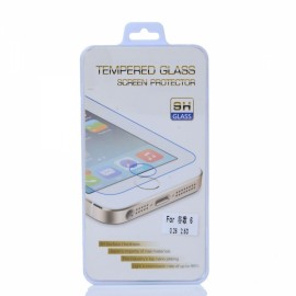 Tempered Glass Shatter-proof Screen Protector Film for Google Nex 6 Transparent