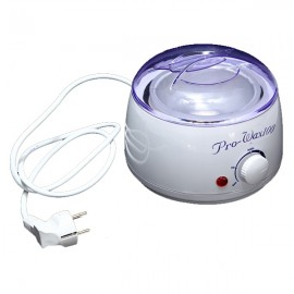 Professional Body Hair Removal Tool Warmer Wax Heater Mini SPA Heater Machine White & Purple