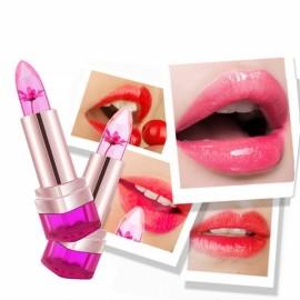 Temperature Color Changing Lip Gloss Moisturizing Jelly Lip Stick 3# Peach