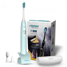 Lebond Rechargeable Sonic Electric Toothbrush M1 Series Blue