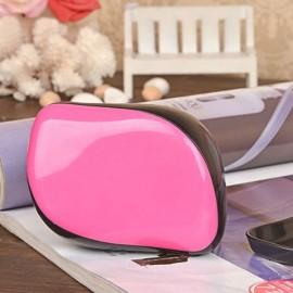 Magic Salon Styling Tamer Tool Professional Hair Care Massage Comb Pink