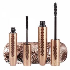 LOVE ATTI 3D Fiber Eyelash Mascara Transplanting Gel & Natural Fiber Mascara Light Golden