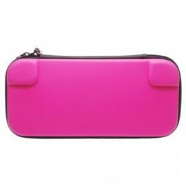 EVA Waterproof Hard Shield Nintendo Switch Carrying Case - Pink