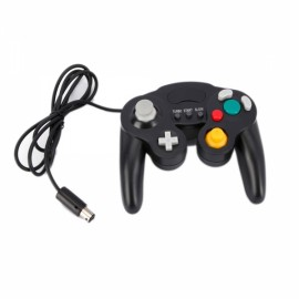 Wired Controller for Wii Gamecube Black