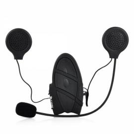 Bluetooth V2.0 + EDR Interphone Motorcycle Helmet Intercom Headset DK118-800