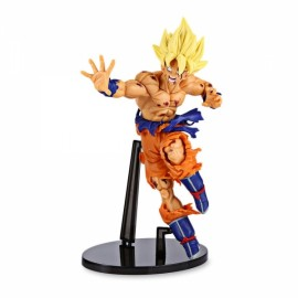 Classic Animation Dragon Ball Characteristic Figure Model Goku Figurine Multi-color